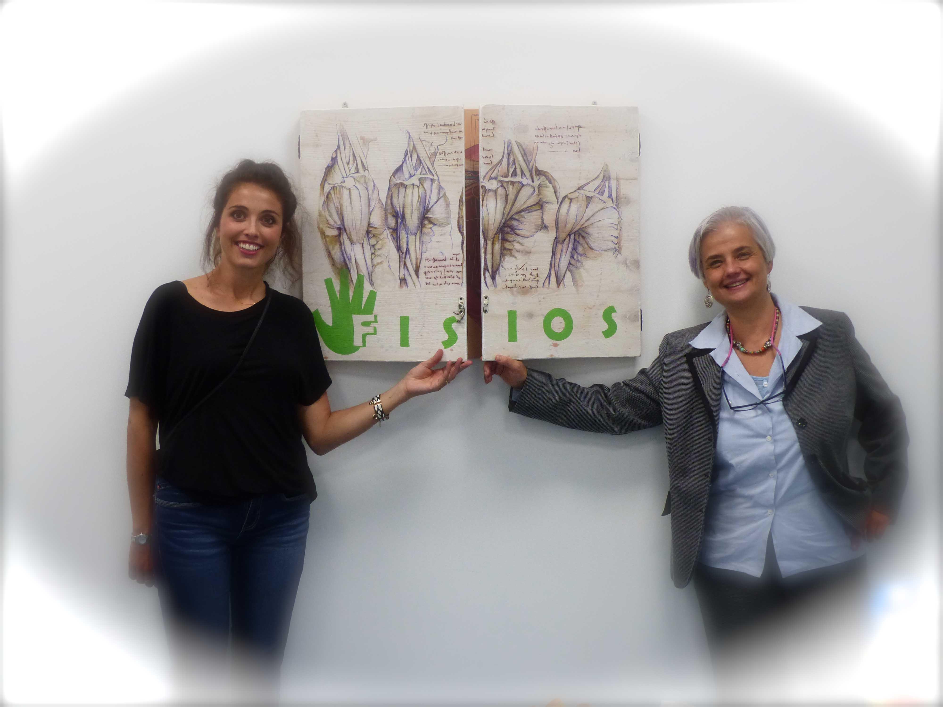 inaug con Claudia Grassi